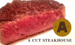 【食記】★★★★★/A Cut Steakhouse