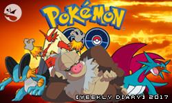 【週記】2017 – 50:Pokemon三代,BC74,與食記