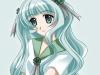 Sakana(咩樂寶寶寵物擬人化):水藍版